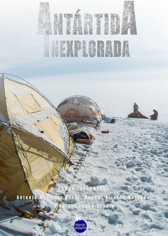 Antártida Inexplorada