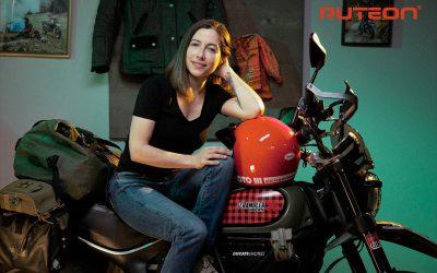 Prepárate para viajar en moto por el mundo