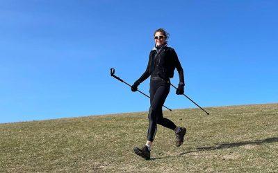 Vapuleado el récord femenino del 'Pennine Way'