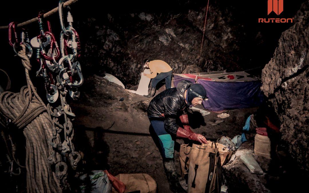 Una expedición espeleológica descubre un misterioso escarabajo en Pirineos (VIDEO)