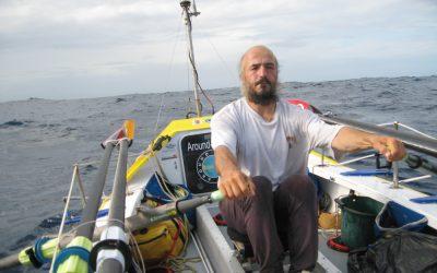 Las peripecias de Erden Eruç en una expedición 'récord' que quizás no se complete